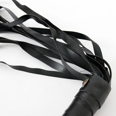 이벤트용 채찍(숏) - 블랙
