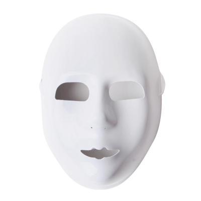 심플 마스크(백색가면)