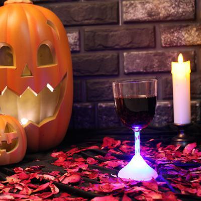 LED 와인잔