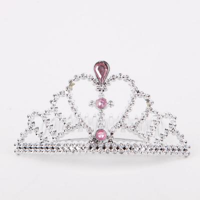 티아라 왕관 (대) 머리핀