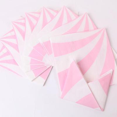 롤리팝 파티냅킨 - 핑크(20매)