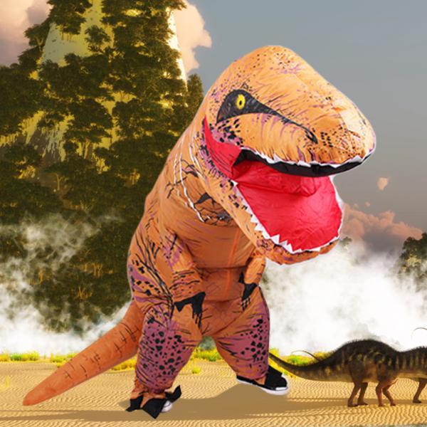 꼬마공룡 티라노 의상 (에어수트)