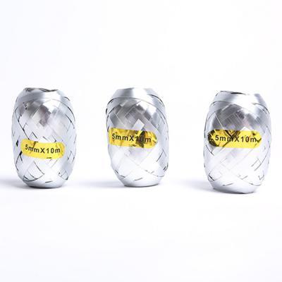 샤틴 컬링리본(10M*3개입)-실버