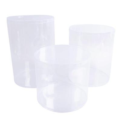 용돈케이크 포장상자 (PVC 케이스) 43CM