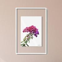 투명레이어액자-crystal layer frame-017w