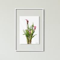 투명레이어액자-crystal layer frame-018w