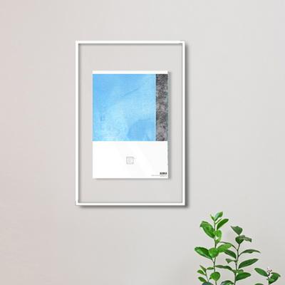 투명레이어액자-crystal layer frame-498w