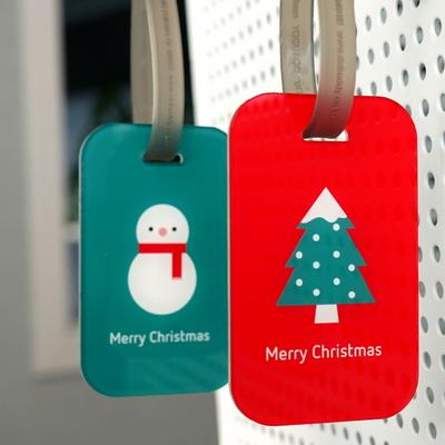 아이콘 네임택_Christmas