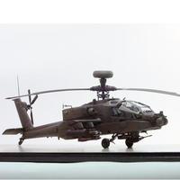 대형공격헬기 아파치 모형
