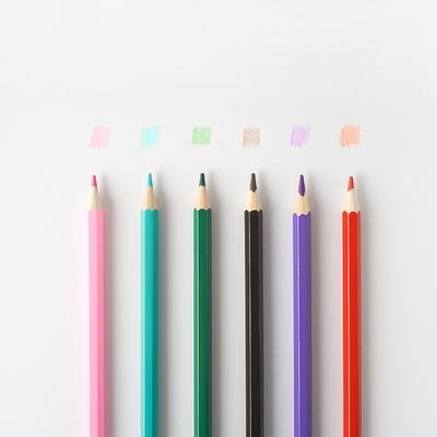 위너프 72색연필 수채색연필 어린이 인증