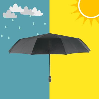 위너프 3단 자동 우산 양산 UV차단 방풍 테프론 원단