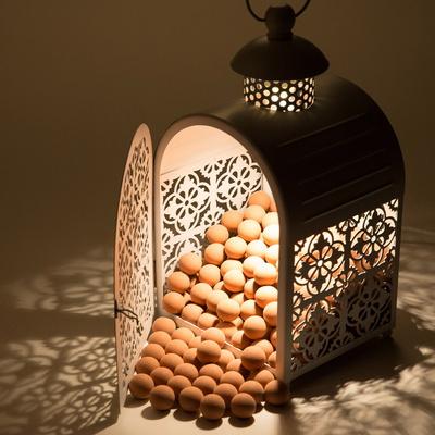 홈리아 친환경 실내공기정화 탈취 무드등 겔라이트 바이오 램프 캔들워머 집들이선물 HBL001