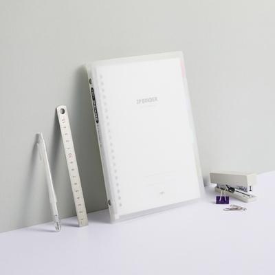 3P바인더 A5 20공 초슬림 바인딩 노트(소프트형)
