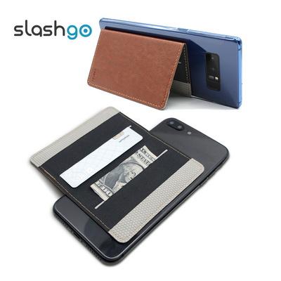 슬래쉬고 덴마크 부착형 핸드폰 카드케이스 지갑