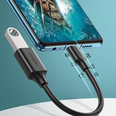 유그린 C타입 to USB 3.0 고속 OTG 젠더 케이블
