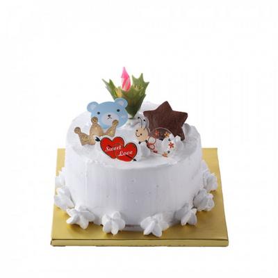 DIY-생일 케이크만들기(미니)
