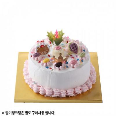 DIY-생일 케이크만들기(1호초코데코)