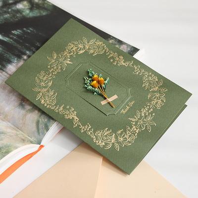 038-SG-0010 / 플라워 기프트 카드(감사)