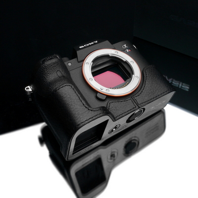 소니 A7RM4 가죽케이스 XS-CHA7RM4BK