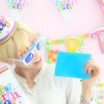 [생일파티스타] 생일 카드 초대장 (12세트)