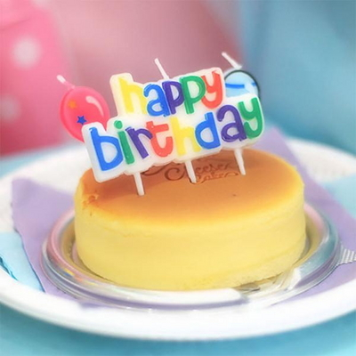 생일초 (해피벌스데이+풍선2개)