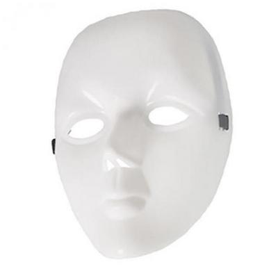 유광 화이트 마스크