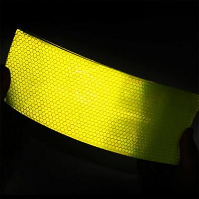반사 발광 스티커 (옐로우)