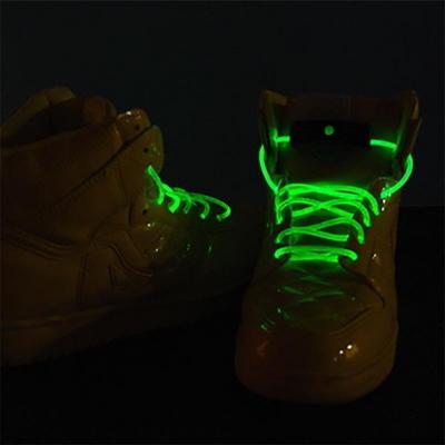 LED 야광 신발끈 (그린)