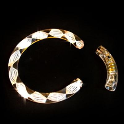 LED 뱅글 팔찌 (나선형)