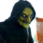 초대형 리얼스케일 마녀괴물 (180cm)