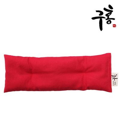 구홍 팥 눈찜질팩 아이필로우