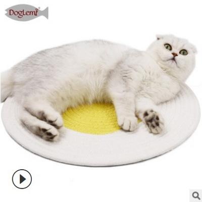 반영구 고양이 스크래쳐방석 냥석 스크래처