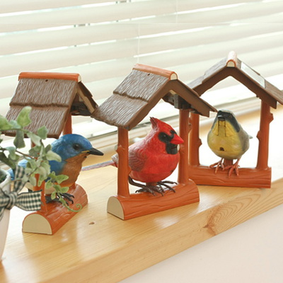 Outdoor breezy singers 아웃도어 노래하는 새