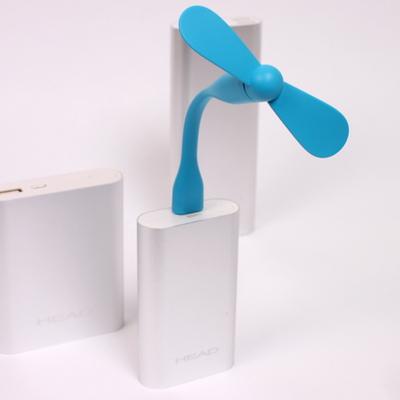 Mi플렉시블 USB 휴대용 선풍기