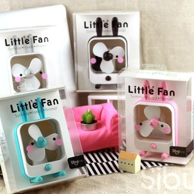 Little Rabbit USB 충전식 무선선풍기