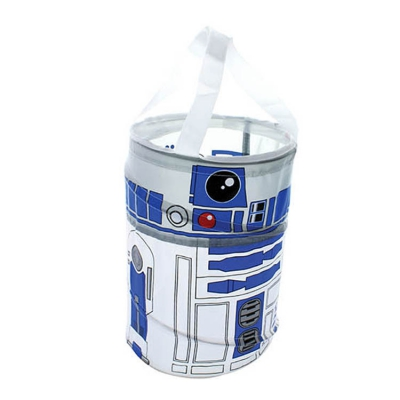 [영국 팔라돈정품] 스타워즈 R2-D2 차량용 쓰레기통