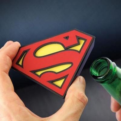 DC코믹스 슈퍼맨 마그네틱 오프너 (냉장고자석 겸용)