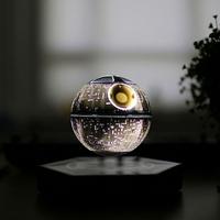 (디즈니정품) 스타워즈 Death Star 자기부상 블루투스 스피커