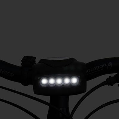 7LED 자전거전조등 자전거후미등 자전거라이트