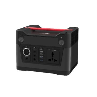 코끼리 버디9 캠핑용 파워뱅크 대용량 배터리 300W KPC-PS300