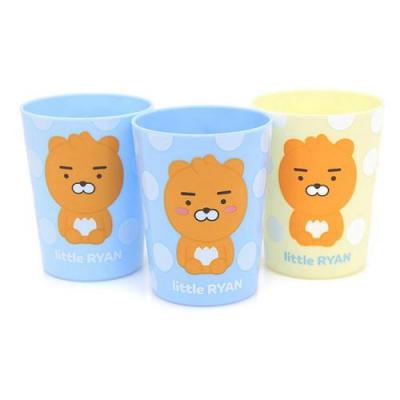 카카오 리틀프렌즈 3P컵 - 리틀 라이언