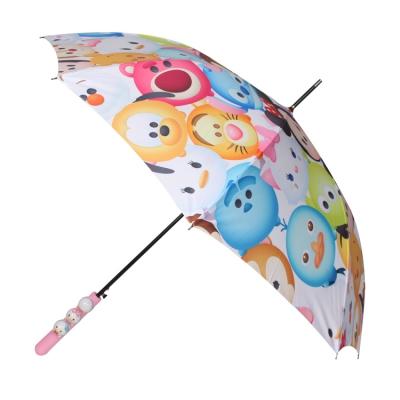 디즈니 썸썸 DIY 피규어 캐릭터 일러스트 장우산
