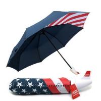 아메리카 에어플레인 비행기 3단 우산