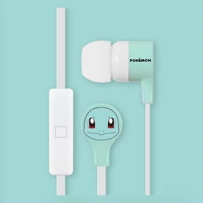 포켓몬스터 캐릭터 디자인 정품 인이어 이어폰