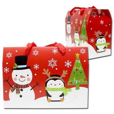 크리스마스 종이 가방