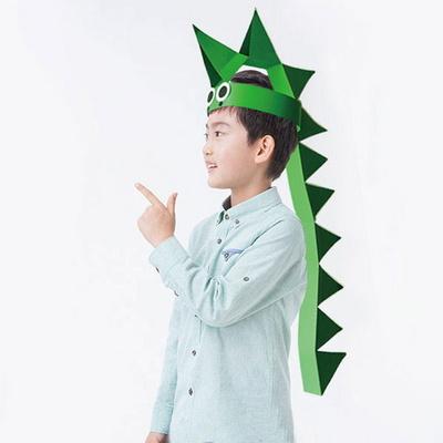 공룡 머리띠 만들기(1인용)