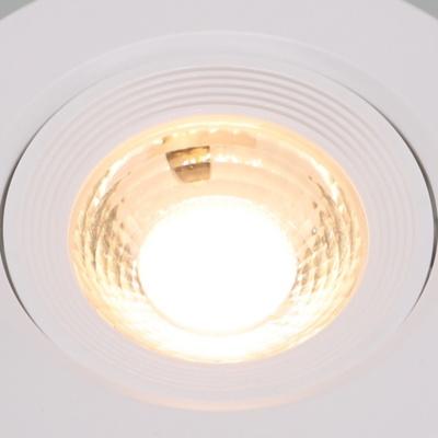 심플 집중 다운라이트LED(MR16일체형) 3인치5W 전구색