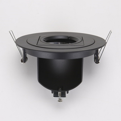 MR-16 등기구 (4인치) 프리매입 흑색 Y401A-W 예도
