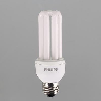 삼파장램프 EL 램프 14W 주광색 지니 장미전구