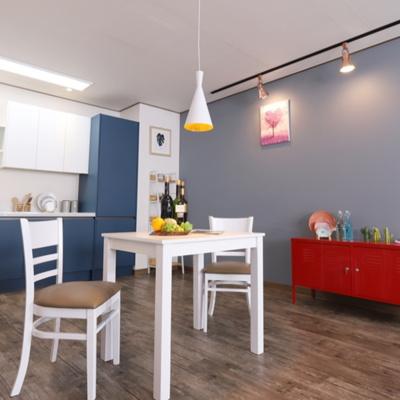 별별조명 모던 식탁등 팬던트 1등 칵테일 꼬깔 화이트